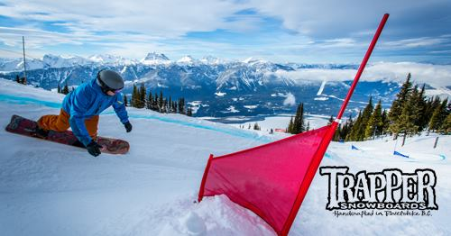 RMR Banked Slalom Presented By Trapper Snowboards @ Revelstoke Mountain Resort |  |  |