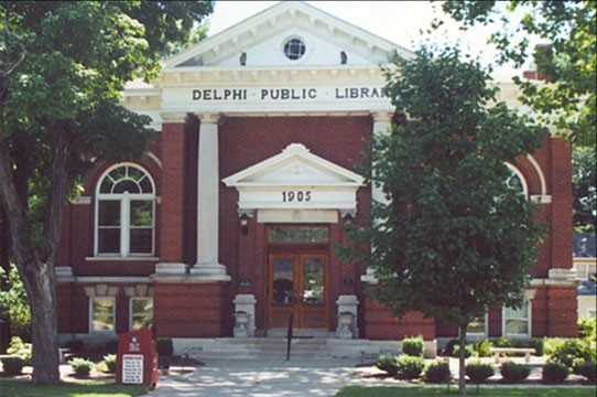 Minecraft Club @ Delphi Public Library