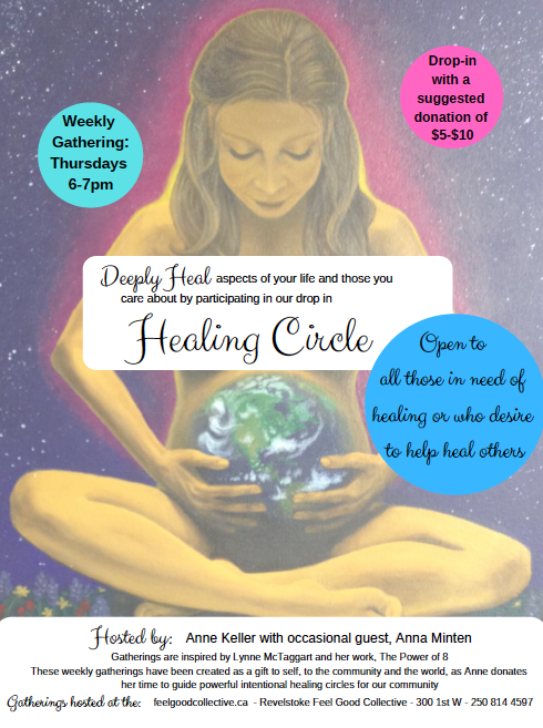 Healing Circles @ Revelstoke Feel Good Collective |  |  |