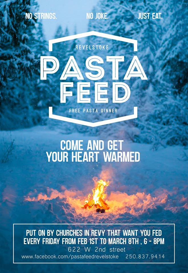 Pasta Feed @ Eternal Riders Hall |  |  |