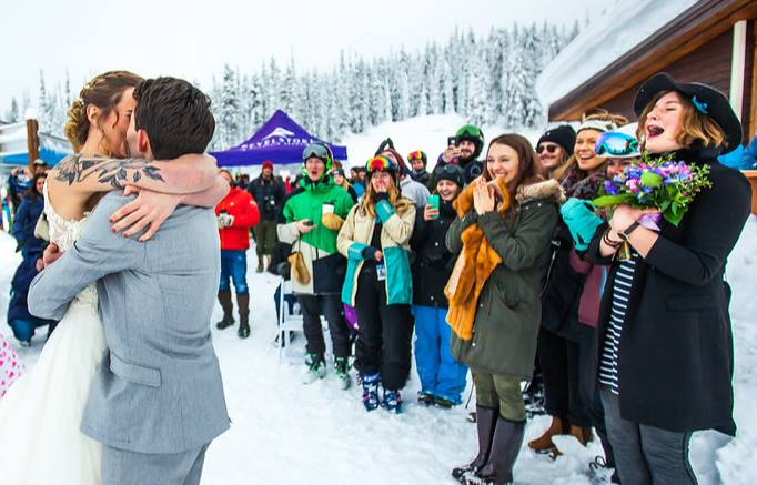 Free Weddings and Vow Renewals @ Revelstoke Mountain Resort |  |  |