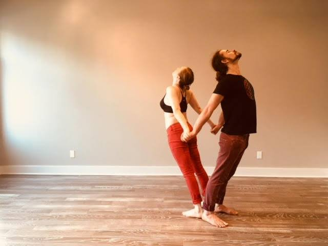Love is in the Air! Acro Workshop @ Balu Yoga & Wellness |  |  |
