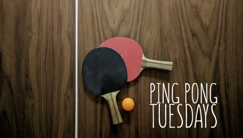 Ping Pong Tuesdays! @ The Mint