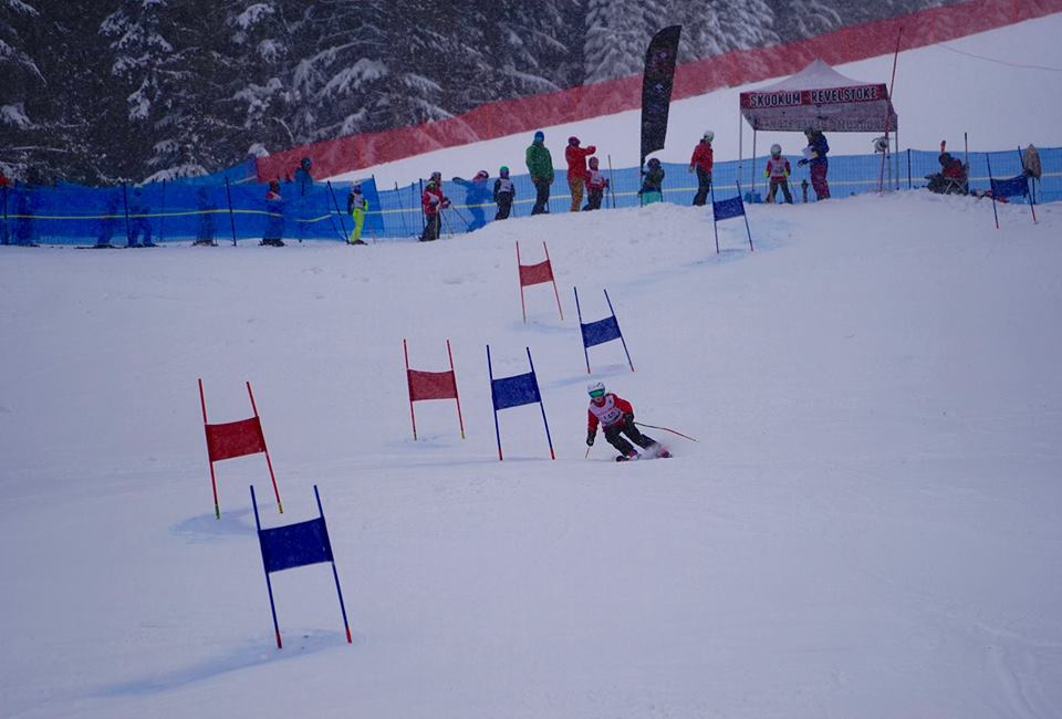 Teck Okanagan Zone Race @ Revelstoke Mountain Resort