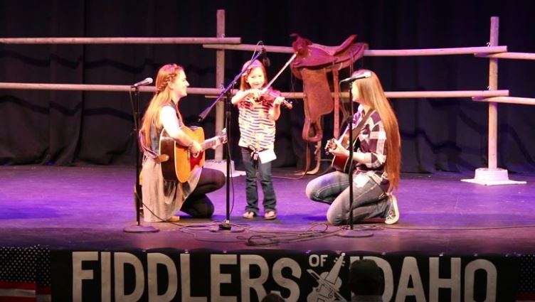 Fiddlers of Idaho State Championship (cancelled) @ Community Campus Performing Arts Theater