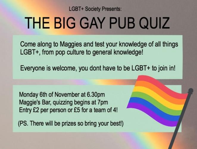 THE BIG GAY PUB QUIZ