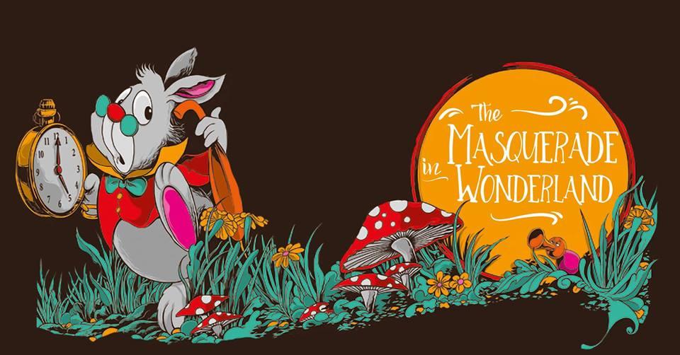 The Masquerade in Wonderland @ Traverse |  |  |