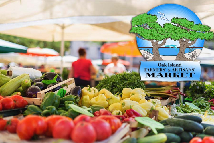 5fc189e4fe The Oak Island Farmers and Artisans' Market is held Mondays from May 20th  through September 2nd, 2019 come out and get the best Oak Island has to  offer.