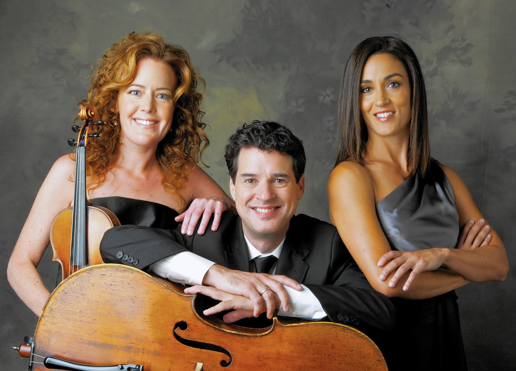 Opening Night Gala Benefit Concert - THE LINCOLN TRIO @ Beaver Island Community Center