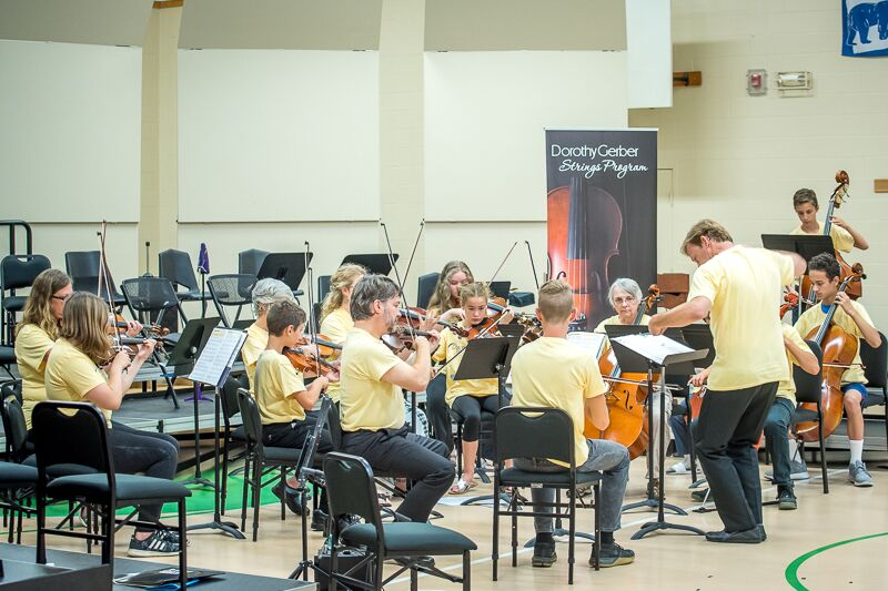 KIDS IN KONCERT! Robert Nordling, conductor @ Beaver Island Community School