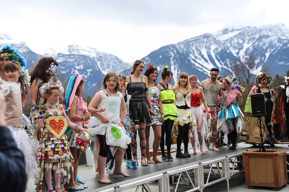 Trashion Show Fundraiser @ Revelstoke Legion