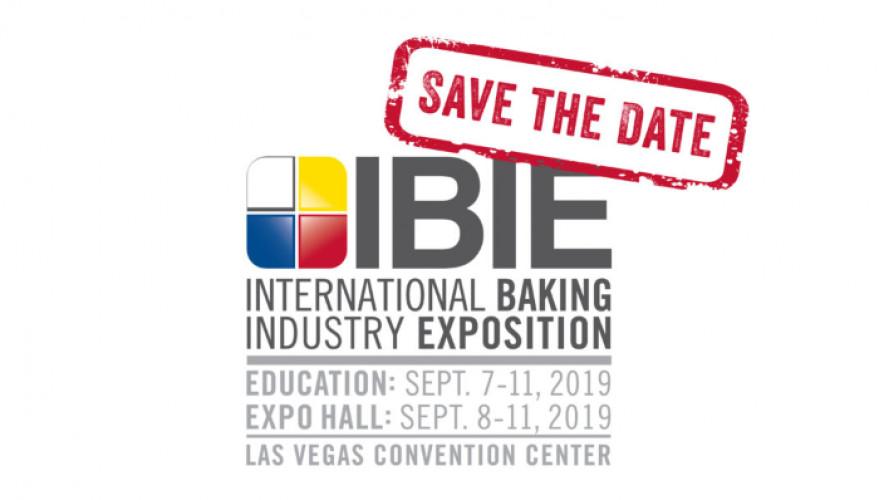 International Baking Industry Expo 2019