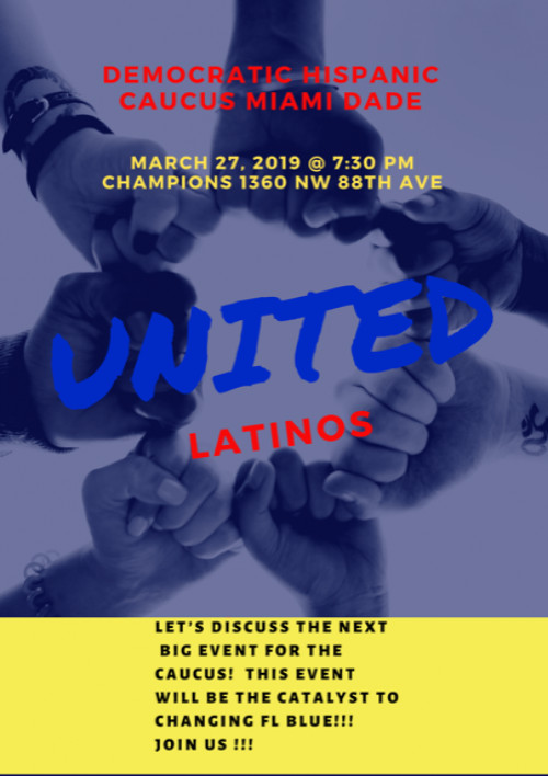Big events in miami during the month of march