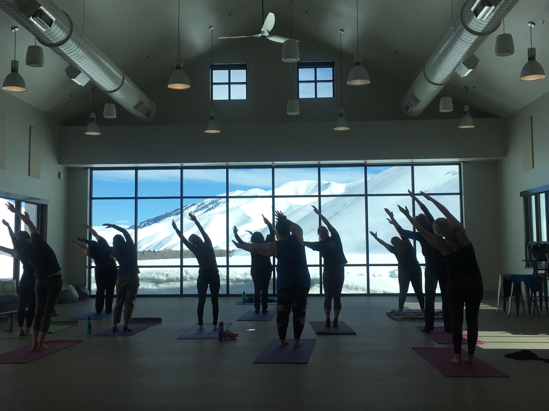 Yoga with Alysha Oclassen at Mountain Humane @ Mountain Humane