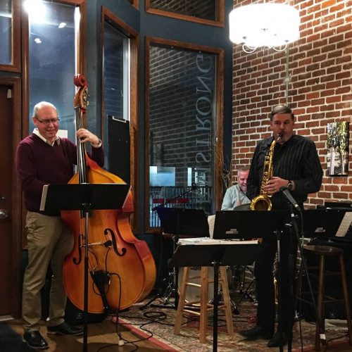 Wednesday Wine & Jazz Night - live music