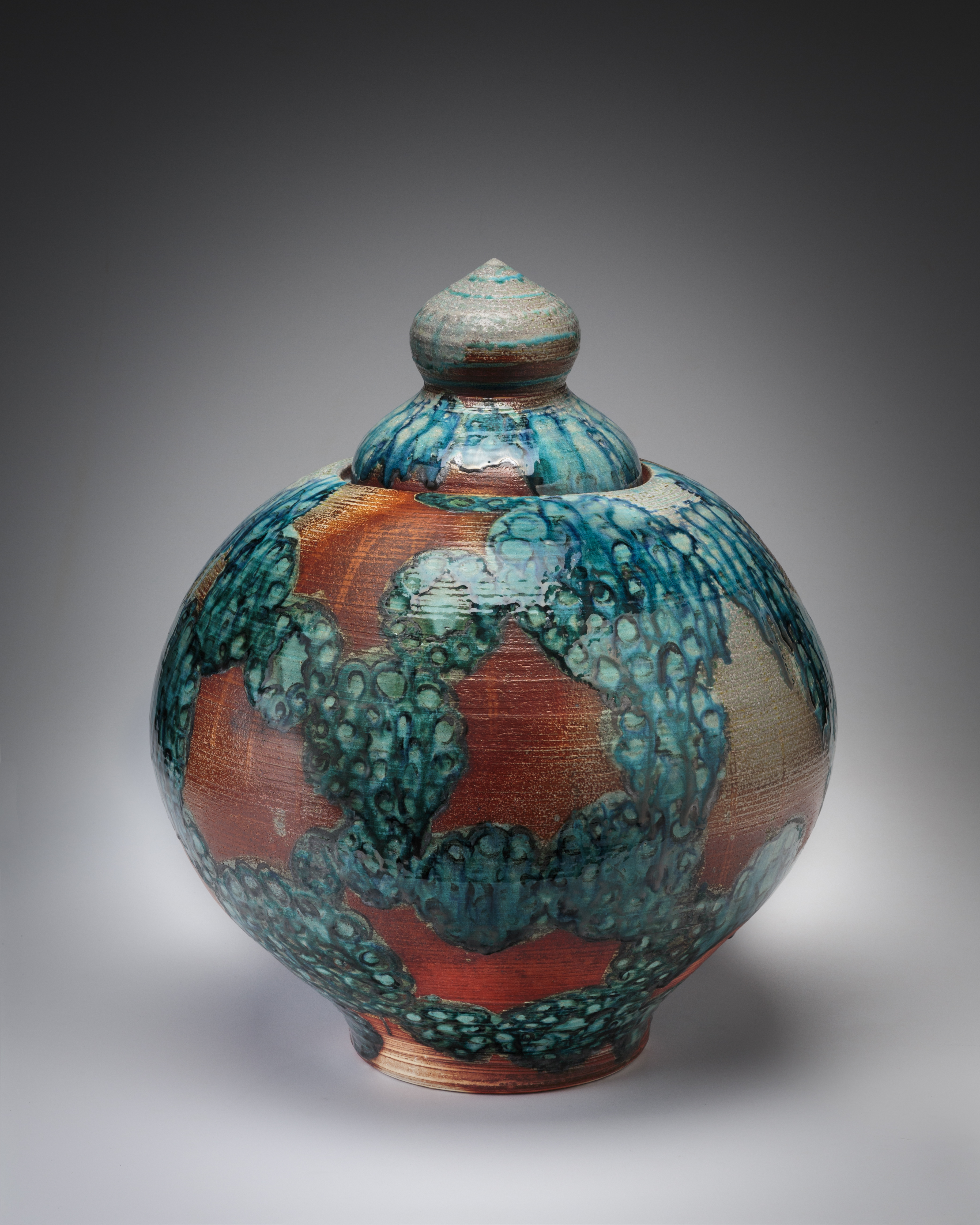Mark Knott: Attacking Color, Space and Form @ Boulder Mountain Clayworks