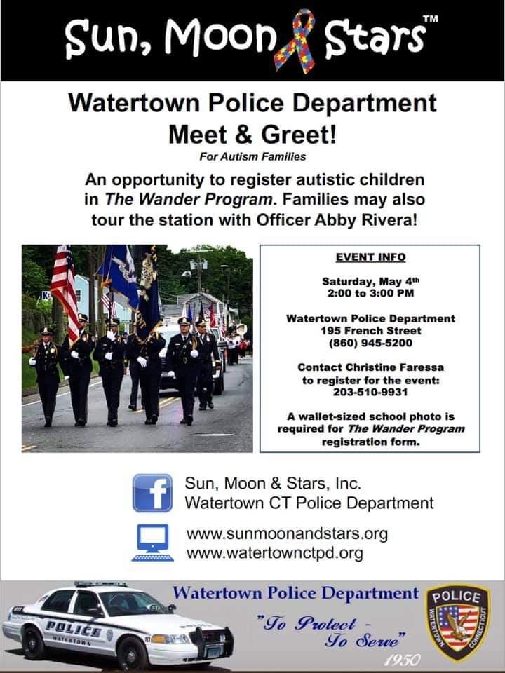 Watertown Ct Police Blotter 2019