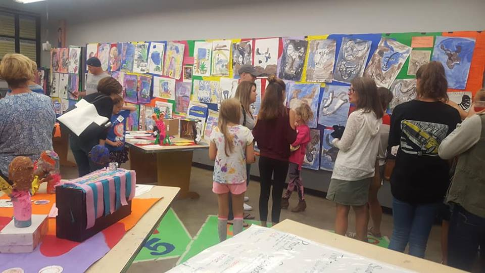 Tuition Free Children's Art Classes