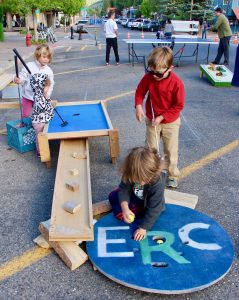 Street Party for the Planet @ Environmental Resource Center