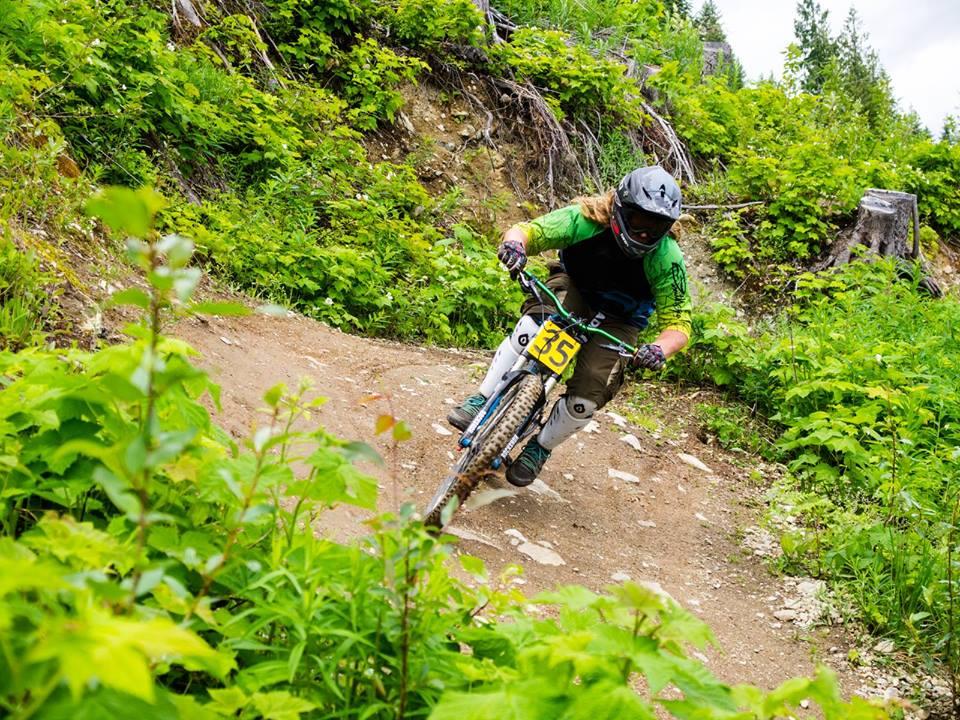 Downhill Fiver Series @ Revelstoke