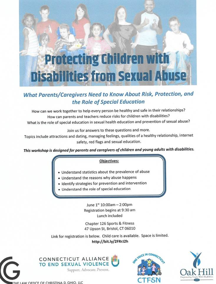 10 Red Flags In Special Education >> Protecting Children With Disabilities From Sexual Abuse