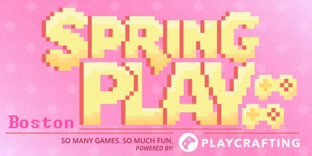 Spring Play Boston 2019
