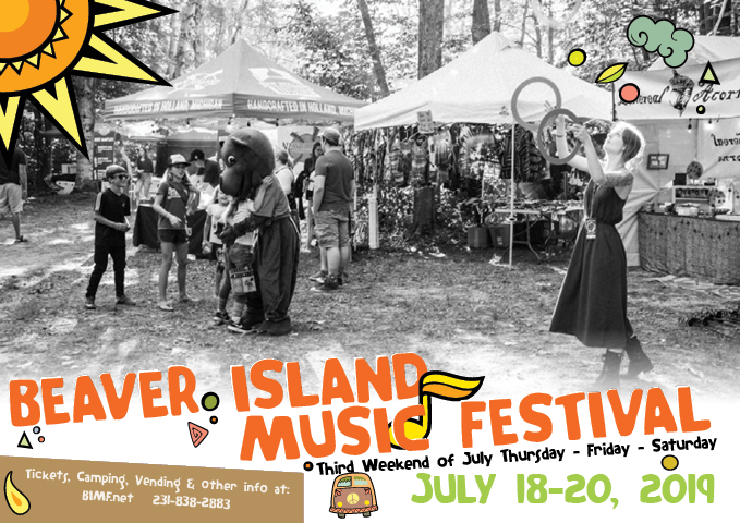 Beaver Island Music Festival - The Line Up @ Beaver Island Hideaway Campground