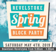 Fall BLOCK PARTY @ Downtown Revelstoke |  |  |