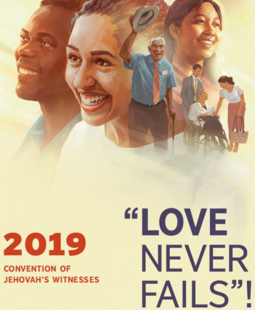 Energian Saasto—These Jehovah Witness Convention 2019