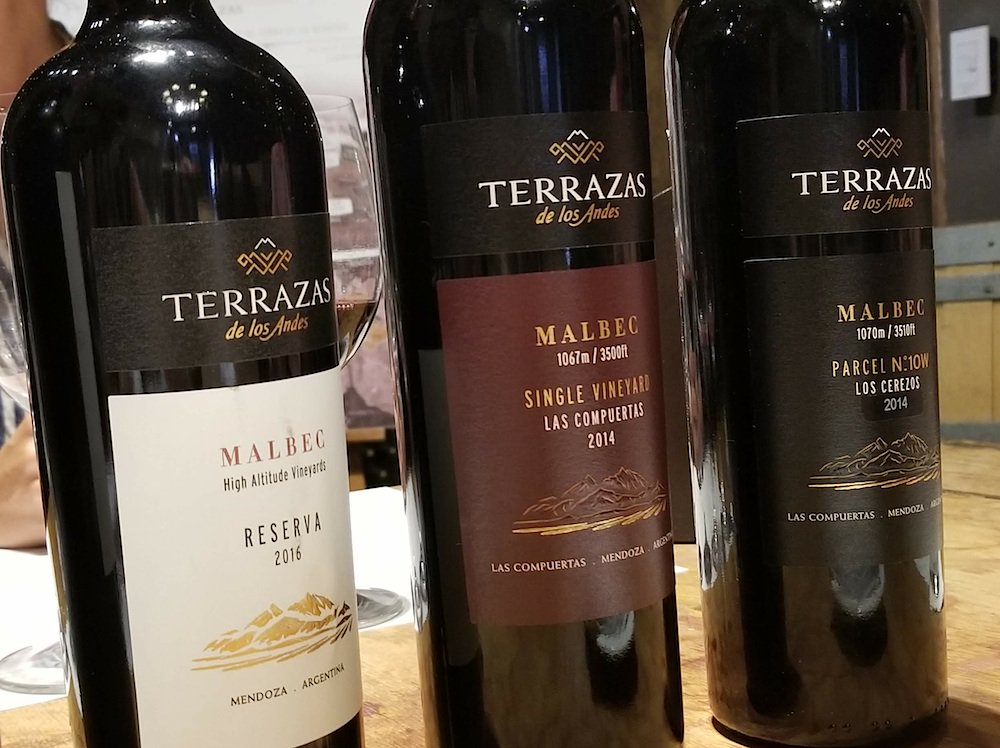 Terrazas Winemaker Seminar And Tasting
