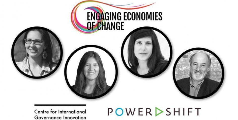 Economics for a Burning Planet: Challenging the Logic of the Growth Economy @ CIGI |  |  |