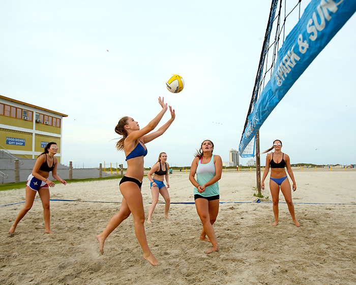 Gulf Coast Volleyball Association Tournament Galveston Island Guide