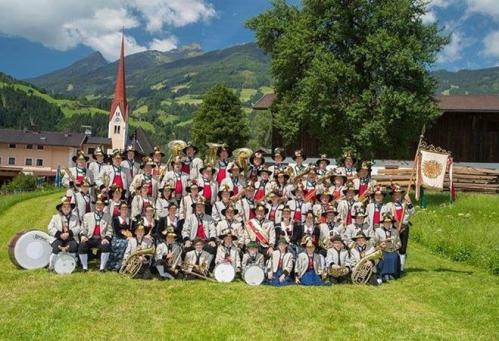 Platzkonzert der Bundesmusikkapelle UDERNS @ Waldfesthalle Uderns