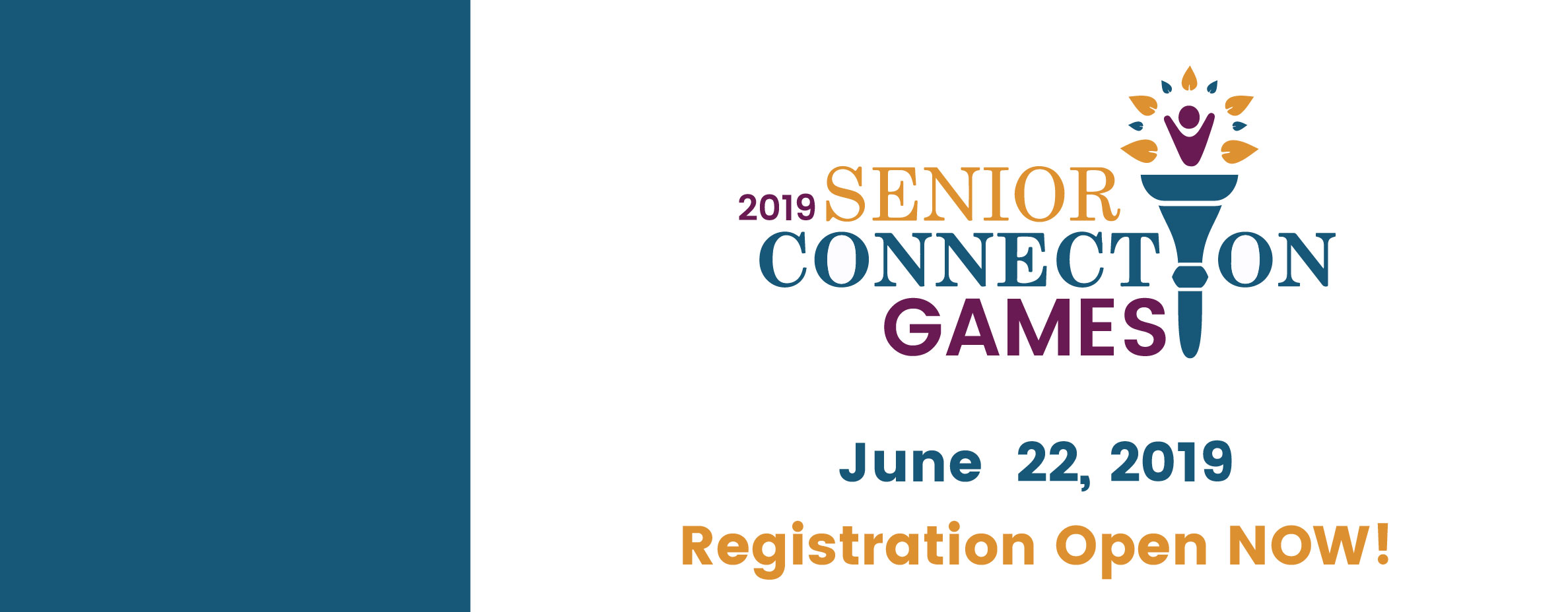 Senior Connection Games! @ Various Locations