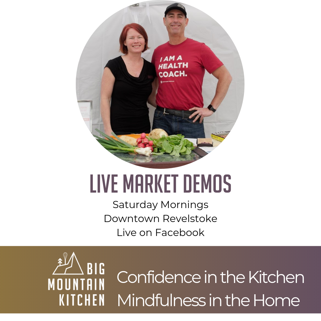 Saturday Market Demos @ Big Mountain Kitchen |  |  |