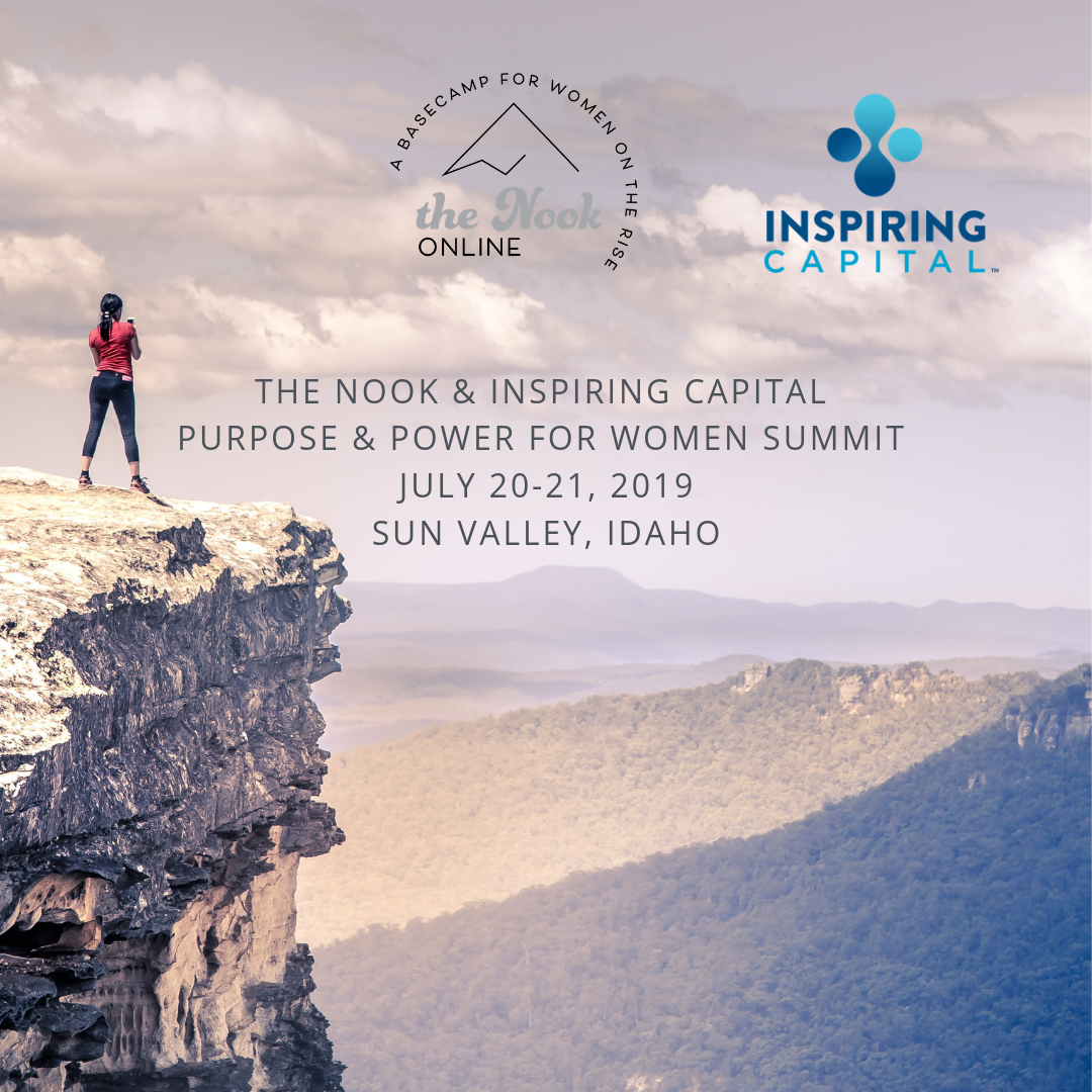 Purpose & Power Summit for Women by the Nook Online @ Limelight Hotel Ketchum