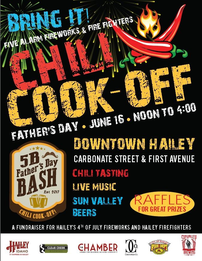 5B Father's Day Bash