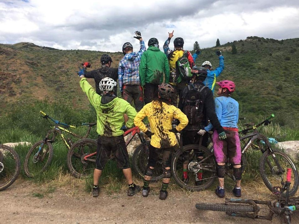 Group Mountain Bike Rides @ Various Locations