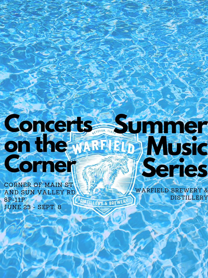 Concerts on the Corner @ Warfield Distillery & Brewery
