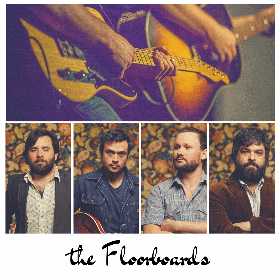 THE FLOORBOARDS @ US National Whitewater Center