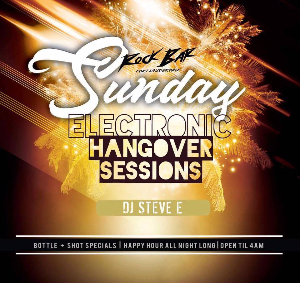 Sunday Sessions @ Rock Bar