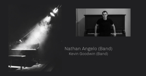 Nathan Angelo (Full Band)       Kevin Goodwin @ The Evening Muse