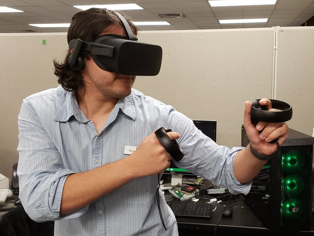 Drop-In Tech Time: Virtual Reality @ Rosenberg Library