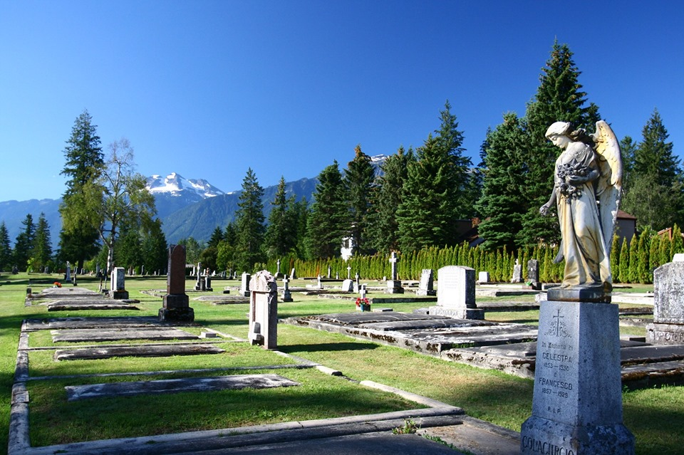 Heritage Cemetery Tours @ Revelstoke Museum & Archives