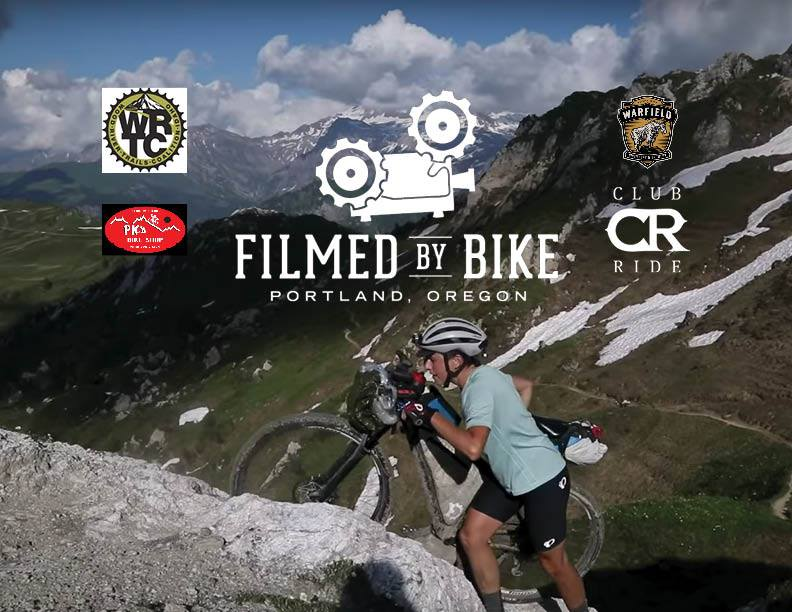 Filmed By Bike Film Festival @ Warfield Distillery & Brewery