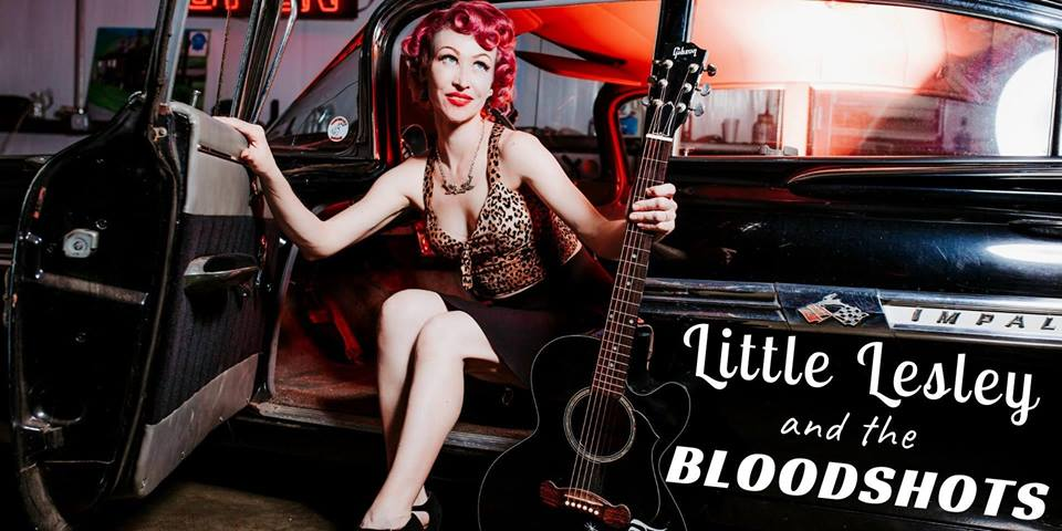 Little Lesley & the Bloodshots | Jason Moss & the Hosses | Wes & the Railroaders @ Petra's