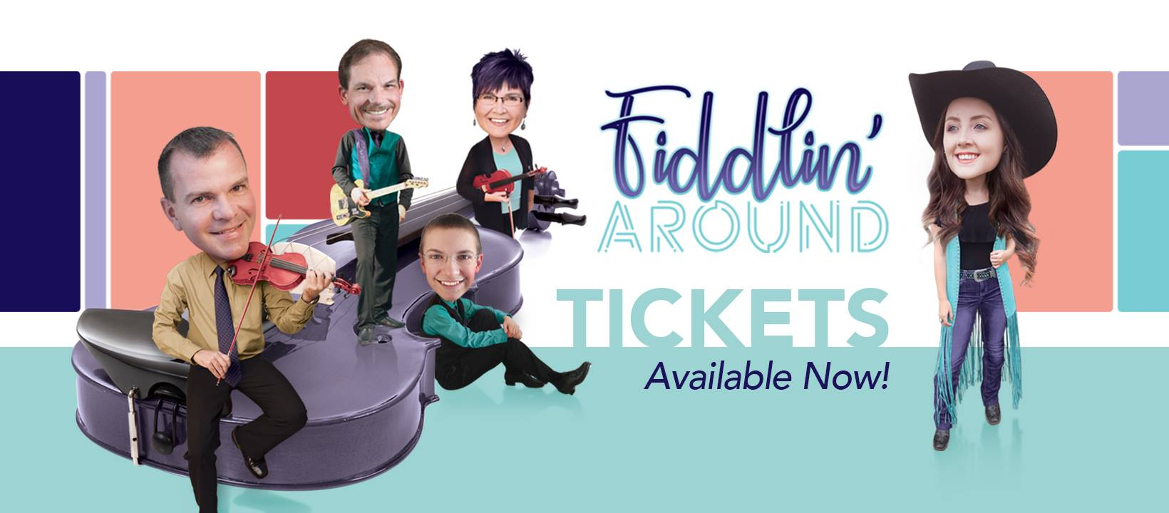 Fiddlin' Around - The Scott Woods Band @ Revelstoke Community Centre |  |  |