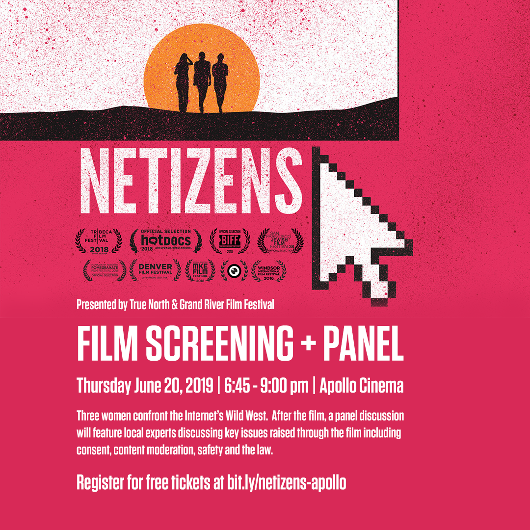 Netizens: Free screening + panel @ Apollo Cinema |  |  |