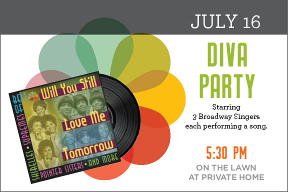 Sun Valley Opera Diva Party @ Private Home