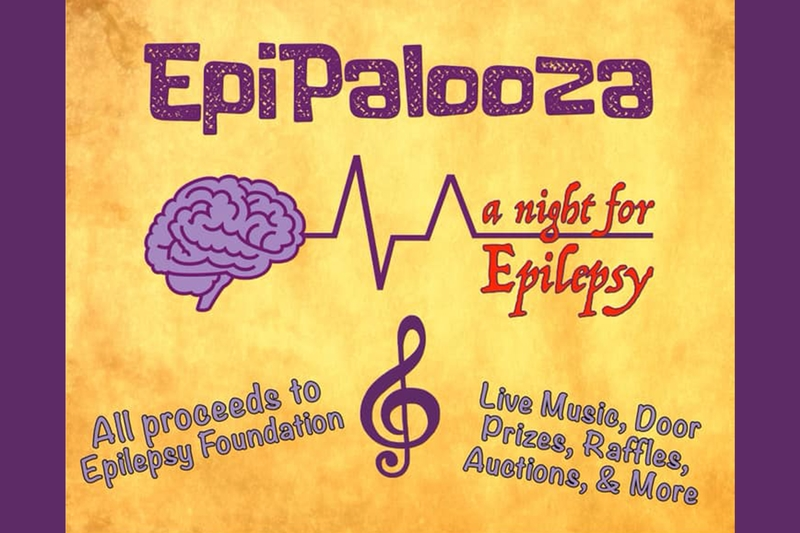 EpiPalooza: A Night for Epilepsy @ Visulite Theatre